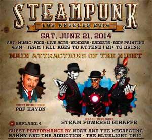Steampunk LA